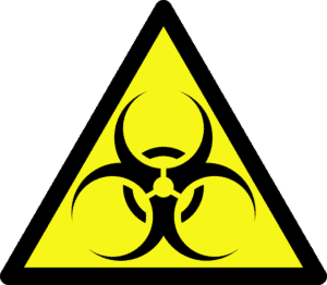 Hazardous warning