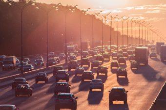 Winter Moving Tips - Avoiding Traffic