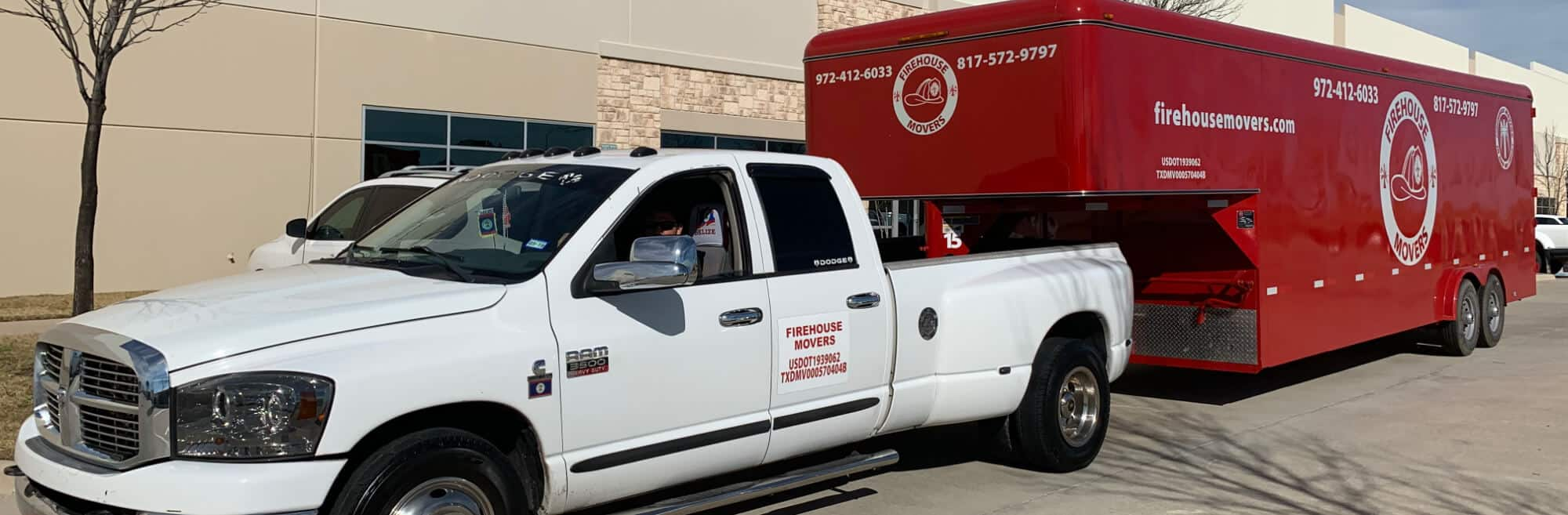 Firehouse Movers Texas Moving Company