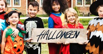 Best Neighborhoods for Trick-or-Treating in North Texas