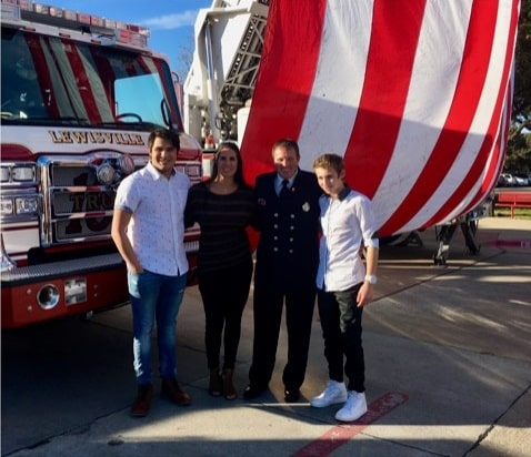 Firehouse Movers Purcell Family
