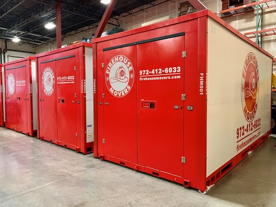 Firehouse Movers Portable Storage