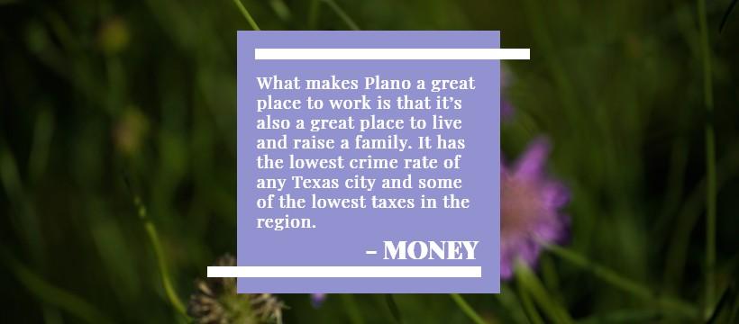Plano, TX quote