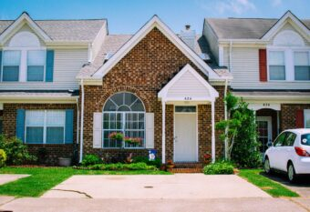Family home in Irving, Texas