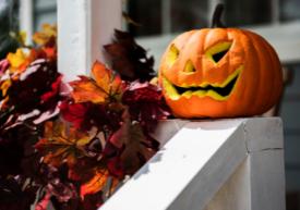 Halloween house decorating tips